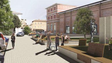 Photo of Piazza della Repubblica completa il suo look