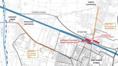 Photo of Stanziati i fondi per le nuove piste ciclopedonali da Taneto e Ponte Enza a S.Ilario