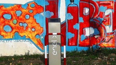 Photo of A Calerno e S. Ilario installate tre colonnine per la ricarica di veicoli elettrici