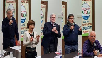 Photo of L'incontro pubblico di Perucchetti con i cittadini di Calerno