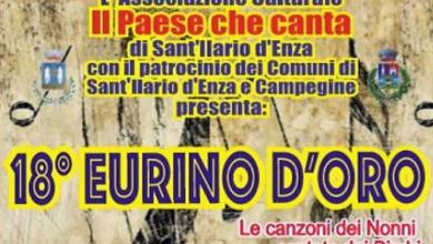 Photo of 18° Eurino d'Oro domenica 31 marzo alle 16.30