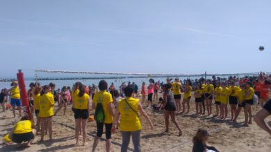 Photo of Young Volley On The Beach: che successo!