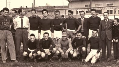 Photo of Le vecchie glorie del calcio santilariese