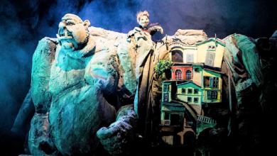 """Photo of """"Gianni e il Gigante"""" domenica 29 dicembre alle 16.30 al Piccolo Teatro in Piazza"""