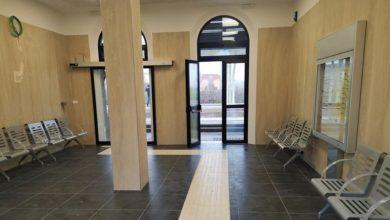 Photo of La nuova sala d'attesa della Stazione di Sant'Ilario