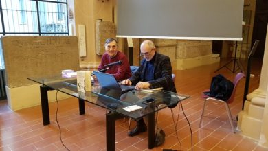 """Photo of """"La Frontiera Padana"""": il libro di Mauro Poletti presentato ai Musei di Reggio Emilia"""