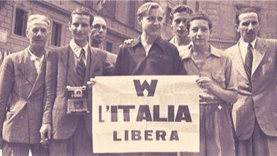 Photo of FESTA DELLA LIBERAZIONE, sabato 25 Aprile il 75° anniversario