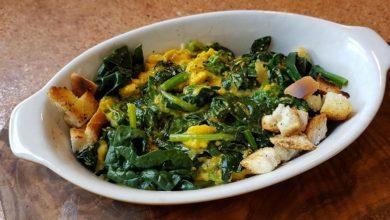 Photo of Storie di cibo resistente: spinaci e uova dei tempi di guerra