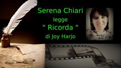 Photo of L'angolo della video poesia: Serena Chiari legge Joy Harjo
