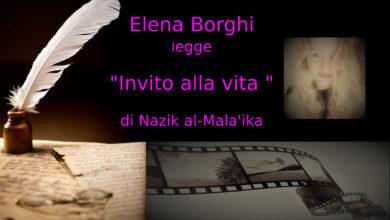Photo of L'angolo della video poesia: Elena Borghi legge Nazik al-Mala'ika