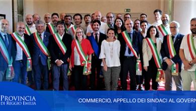 Photo of Commercio, appello dei Sindaci al Governo e alla Regione