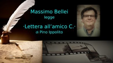 Photo of L'angolo della video poesia: Massimo Bellei legge Pino Ippolito