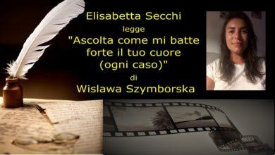 Photo of L'angolo della video poesia: Elisabetta Secchi legge Szymborska