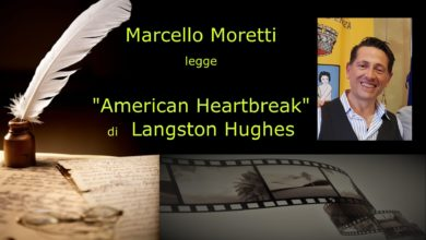 Photo of L'angolo della video poesia: Marcello Moretti legge Langston Hughes