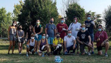 Photo of Una Castellana più pulita. Grazie ragazzi
