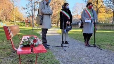 Photo of Il parco di Via Togliatti intitolato al 25 Novembre, giornata contro la violenza sulle donne