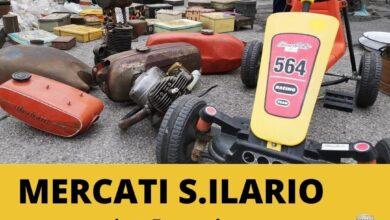 Photo of Sant'Ilario: Domenica 8 Novembre annullato il Mercato dell'Antiquariato