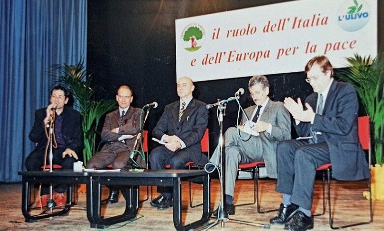 Photo of Quella volta a S.Ilario con Enrico Letta