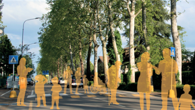 Photo of Social Street in Val d'Enza